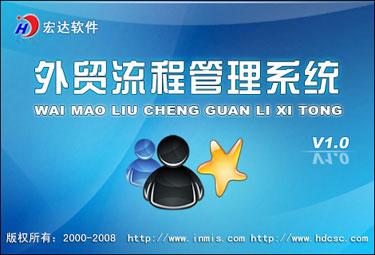 外贸流程管理信息系统